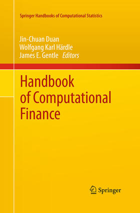 Duan / Härdle / Gentle | Handbook of Computational Finance | Buch | sack.de