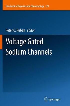 Ruben   Voltage Gated Sodium Channels   Buch   sack.de