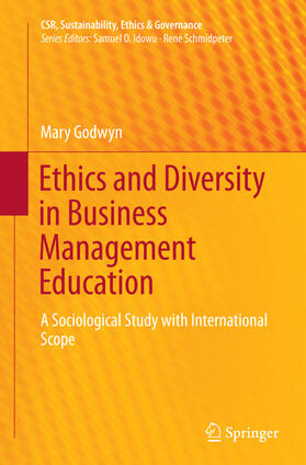 Godwyn   Ethics and Diversity in Business Management Education   Buch