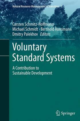 Schmitz-Hoffmann / Schmidt / Hansmann   Voluntary Standard Systems   Buch   sack.de