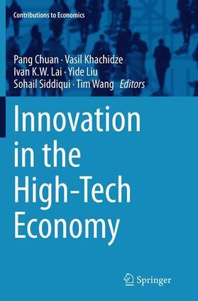 Chuan / Khachidze / Lai   Innovation in the High-Tech Economy   Buch   sack.de