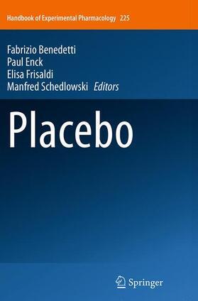 Benedetti / Enck / Frisaldi   Placebo   Buch   sack.de