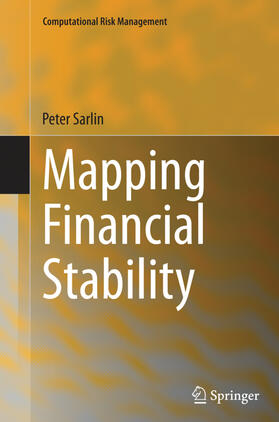 Sarlin | Mapping Financial Stability | Buch | sack.de