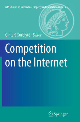 Surblyte / Surblyte   Competition on the Internet   Buch   sack.de