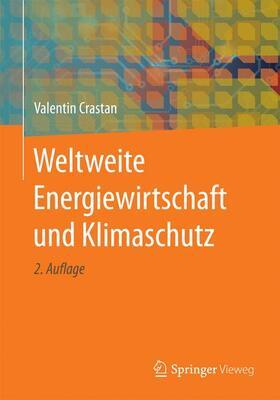 Crastan   Weltweite Energiewirtschaft und Klimaschutz    Buch