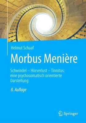 Schaaf | Morbus Menière | Buch | sack.de