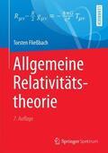 Fließbach |  Allgemeine Relativitätstheorie | Buch |  Sack Fachmedien