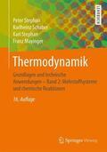 Stephan / Mayinger / Stephan    Thermodynamik   Buch    Sack Fachmedien