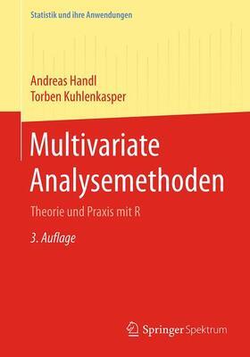 Kuhlenkasper / Handl | Multivariate Analysemethoden | Buch | sack.de