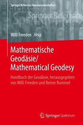Freeden | Mathematische Geodäsie/Mathematical Geodesy | Buch | sack.de