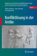 Seelentag / Grotkamp Geschichte der Konfliktregulierung. Bd.1 | Sack Fachmedien