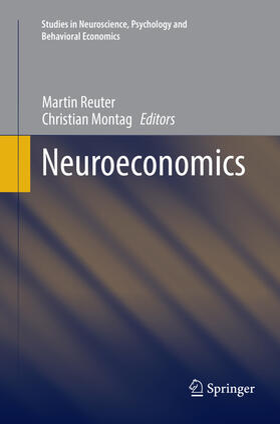 Reuter / Montag | Neuroeconomics | Buch | sack.de