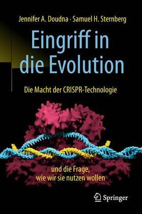 Doudna / Sternberg   Eingriff in die Evolution   Buch   sack.de