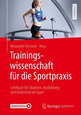 Ferrauti | Trainingswissenschaft für die Sportpraxis | Buch | sack.de