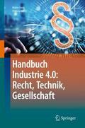 Frenz Handbuch Industrie 4.0: Recht, Technik, Gesellschaft | Sack Fachmedien