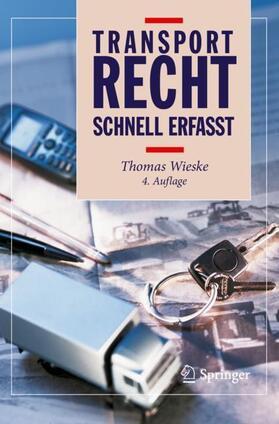 Wieske | Transportrecht - Schnell erfasst | Buch | sack.de