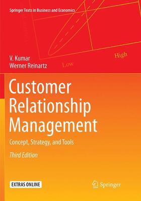 Kumar / Reinartz | Customer Relationship Management | Buch | sack.de