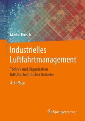 Hinsch | Industrielles Luftfahrtmanagement | Buch | sack.de