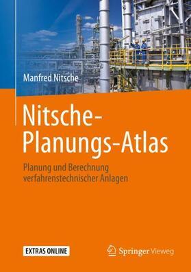 Nitsche | Nitsche-Planungs-Atlas | Buch | sack.de