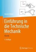 Balke    Einführung in die Technische Mechanik   Buch    Sack Fachmedien