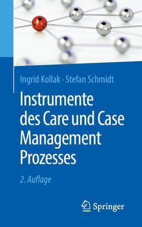 Kollak / Schmidt | Instrumente des Care und Case Management Prozesses | Buch | sack.de