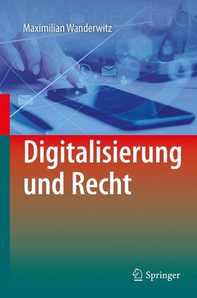 Wanderwitz | Digitalisierung und Recht | Buch | sack.de