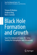 Di Matteo / King / Cornish |  Black Hole Formation and Growth | Buch |  Sack Fachmedien