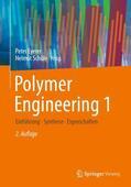 Eyerer / Schüle |  Polymer Engineering. Bd.1 | Buch |  Sack Fachmedien