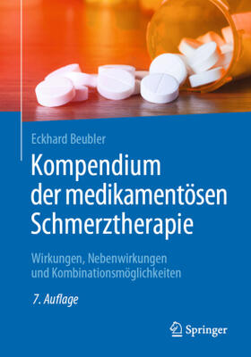 Beubler | Kompendium der medikamentösen Schmerztherapie | Buch | sack.de