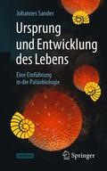 Sander    Ursprung und Entwicklung des Lebens   Buch    Sack Fachmedien