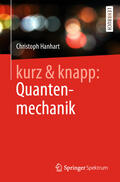 Hanhart |  kurz & knapp: Quantenmechanik | Buch |  Sack Fachmedien