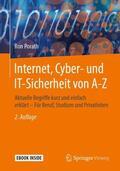 Porath Internet, Cyber- und IT-Sicherheit von A-Z, m. 1 Buch, m. 1 E-Book | Sack Fachmedien