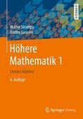 Strampp / Janssen |  Höhere Mathematik 1 | Buch |  Sack Fachmedien