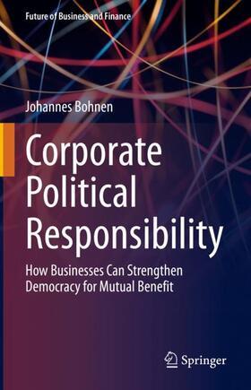 Bohnen | Corporate Political Responsibility | Buch | sack.de