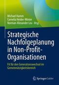 Hamm / Leu / Heider-Winter    Strategische Nachfolgeplanung in Non-Profit-Organisationen   Buch    Sack Fachmedien