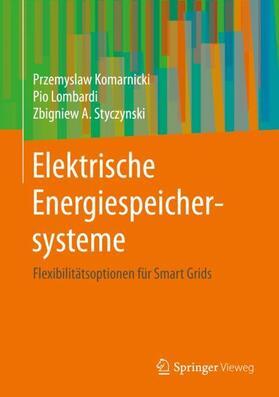 Komarnicki / Lombardi / Styczynski   Elektrische Energiespeichersysteme   Buch   sack.de