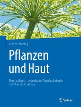 Montag | Pflanzen und Haut | Buch | sack.de