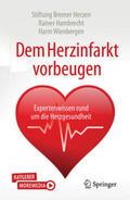 Hambrecht / Wienbergen |  Dem Herzinfarkt vorbeugen | Buch |  Sack Fachmedien