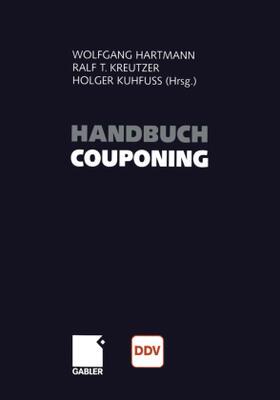 Hartmann / Kreutzer / Kuhfuß | Handbuch Couponing | Buch | sack.de