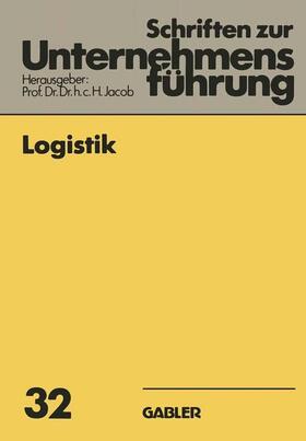Jacob | Logistik | Buch | sack.de