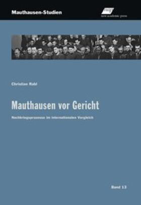 Rabl | Mauthausen vor Gericht | Buch | sack.de