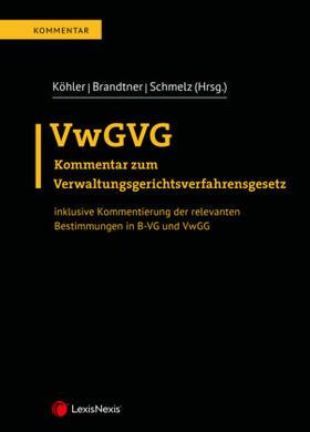 Bauer-Dorner / Brandtner / Flendrovsky | VwGVG | Buch | sack.de