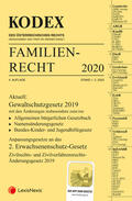 Doralt |  KODEX Familienrecht 2020 | Buch |  Sack Fachmedien