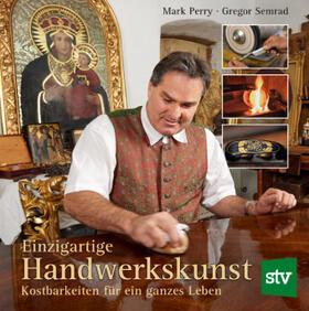 Perry   Einzigartige Handwerkskunst   Buch   sack.de
