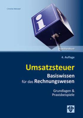 Weinzierl | Umsatzsteuer Basiswissen für das Rechnungswesen | Buch | sack.de