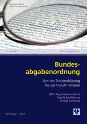 Endfellner / Puchinger | Bundesabgabenordnung | Buch | sack.de