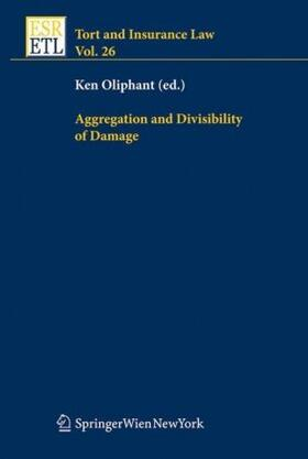 Oliphant | Aggregation and Divisibility of Damage | Buch | sack.de