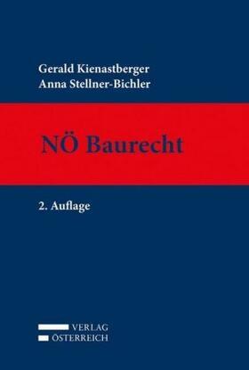 Kienastberger / Stellner-Bichler | NÖ Baurecht | Buch | sack.de