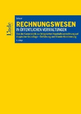 Schauer | Rechnungswesen in öffentlichen Verwaltungen | Buch | sack.de