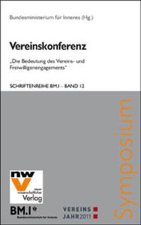 Vereinskonferenz | Buch | sack.de